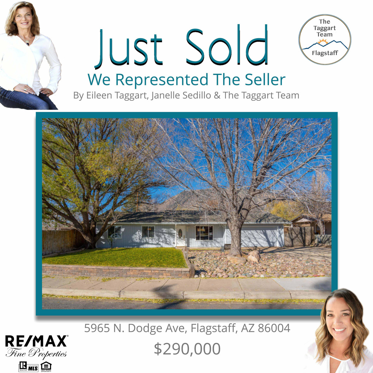 5965 N. Dodge Ave Just Sold