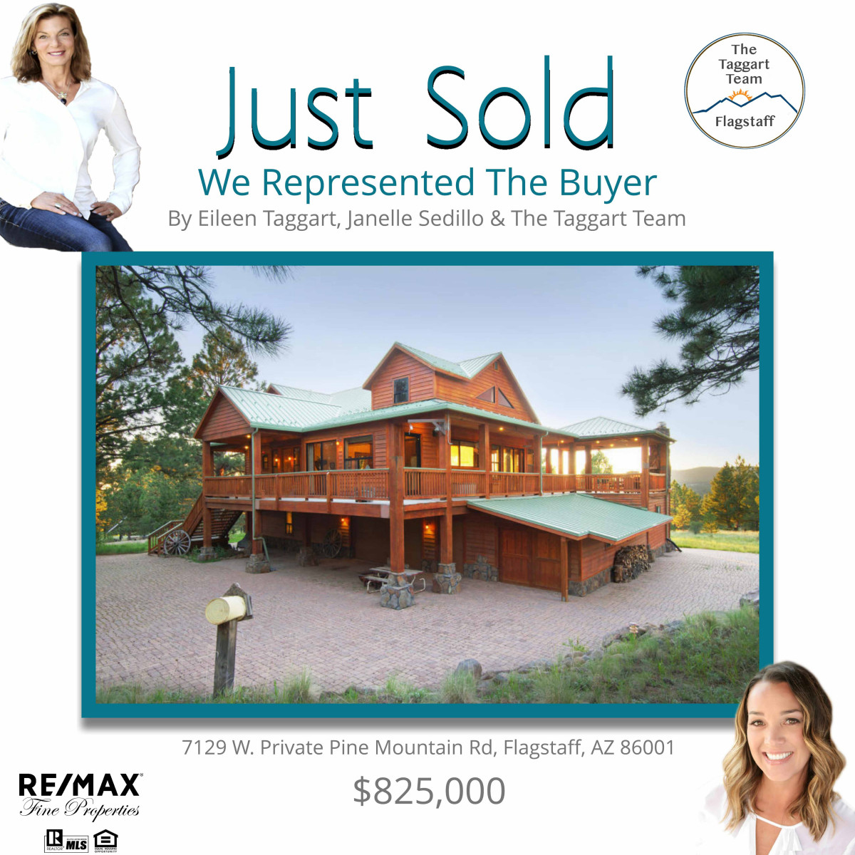 7129 W. Private Pine Mountain Rd. Just Sold