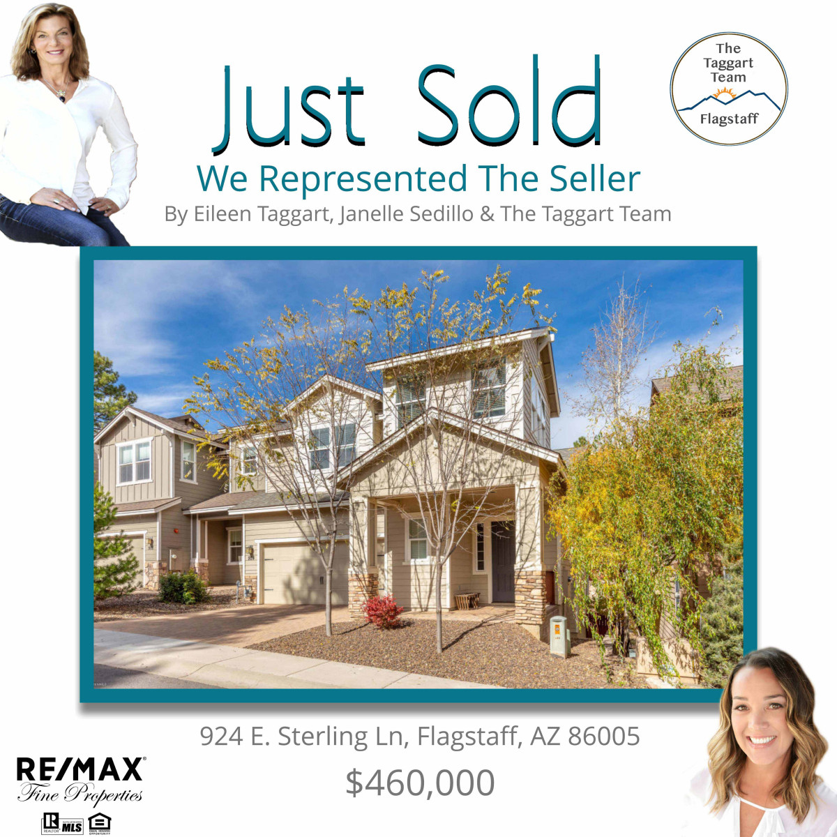 924 E. Sterling Ln. Just Sold