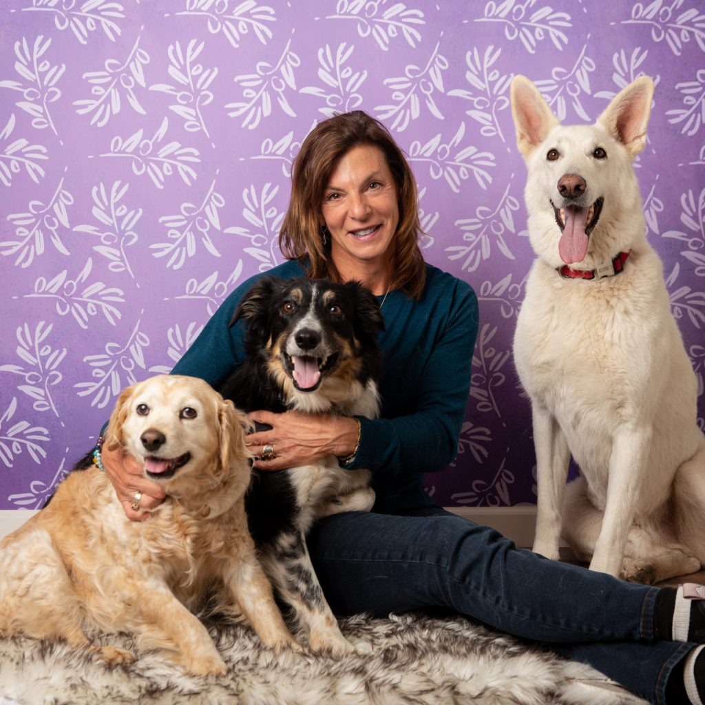 Eileen and Dogs