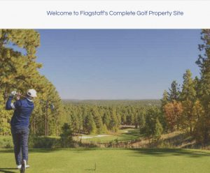 Flagstaff Golf Homes