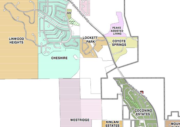 Flagstaff Maps | Flagstaff Neighborhood Maps | Flagstaff