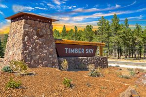 Timber Sky Flagstaff New Homes Community