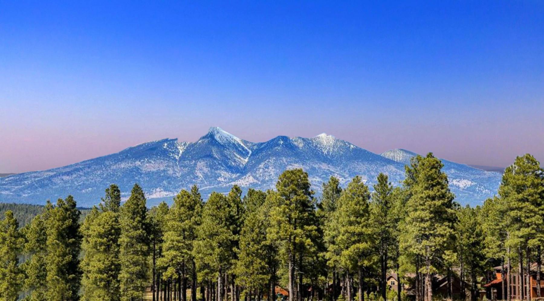 Twilight Mountain 2